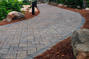 Find products by project western materials for Belgard urbana pavers